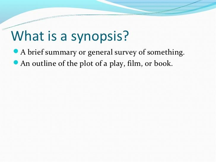 What is a Synopsis: A Quick Learner's Guide