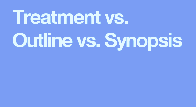 What is a Synopsis: Comparisons with a Summary, Outline and Treatment