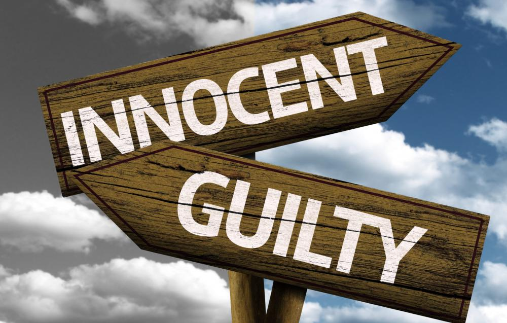 guilty or innocent